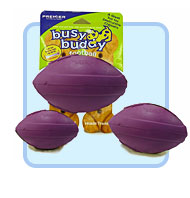 Premier Busy Buddy Rubber Football