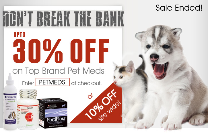 Pet Meds Sale