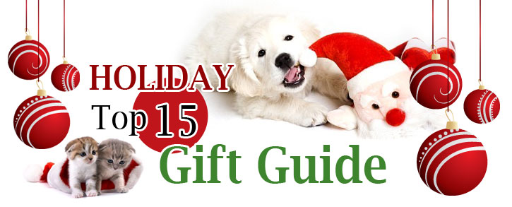 Top Gifts for Dogs & Cats