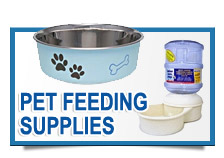 Pet Feeding Supplies