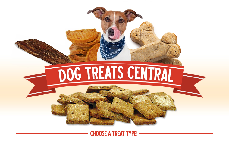 Dog Treats Central