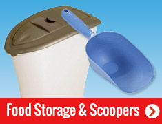 Food Storage & Scoopers