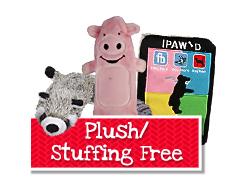 Plush/ Stuffing Free
