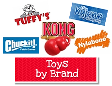 Toys by Brand