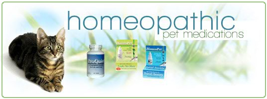 Homeopathic Pet Medications