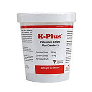 K-Plus Potassium Citrate Plus Cranberry
