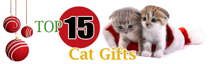 Top 15 Cat Gifts