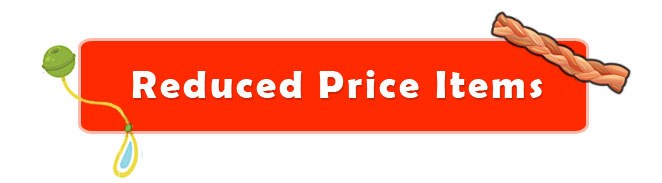 Reduced Priced Items